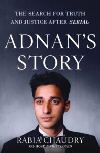 Adnan's Story Cover